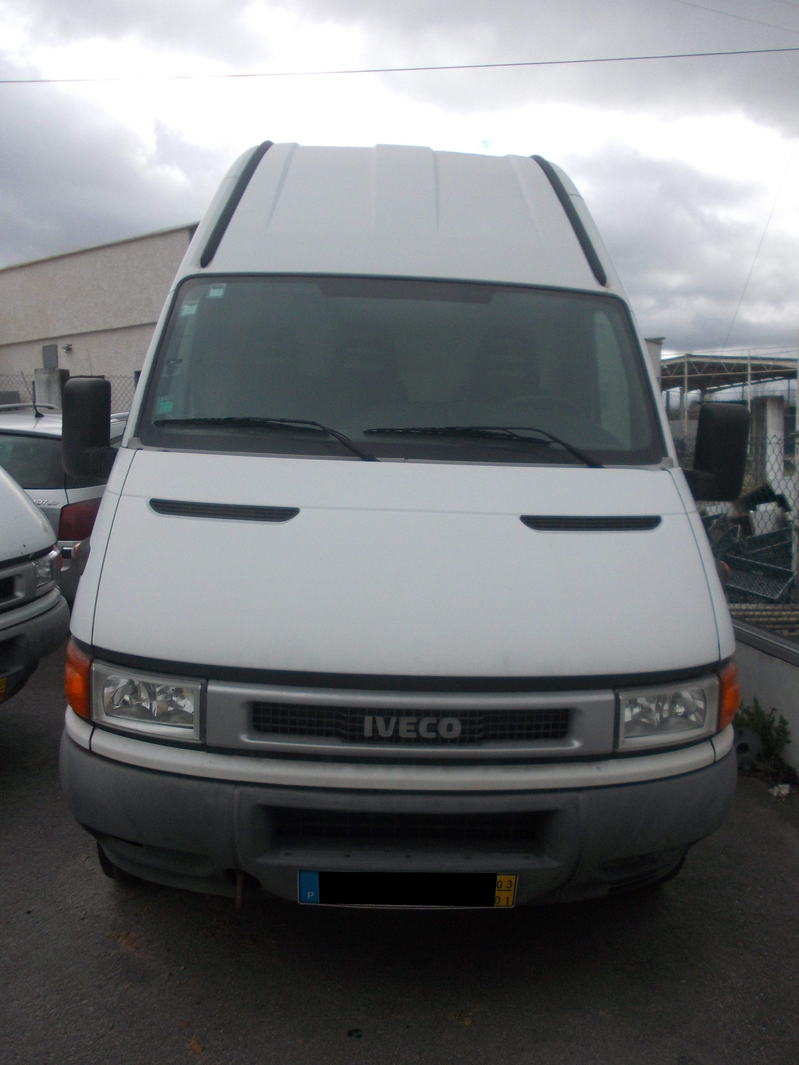 IVECO DAILY ISOTERMICA
