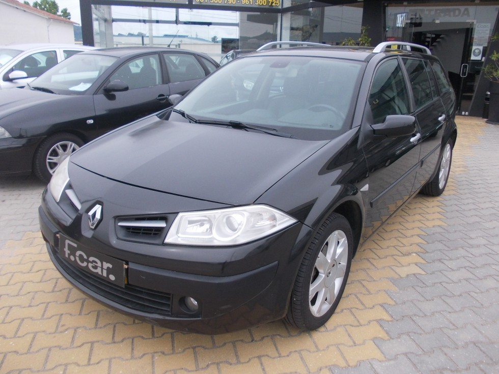 RENAULT MEGANE BREAK